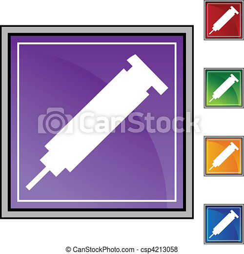Syringe - csp4213058