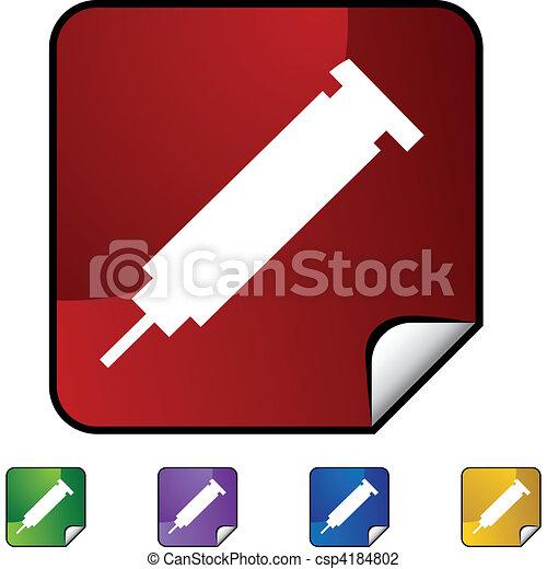 Syringe - csp4184802