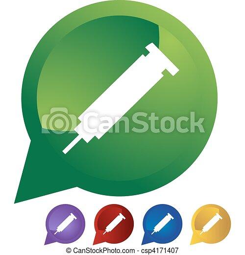 Syringe - csp4171407