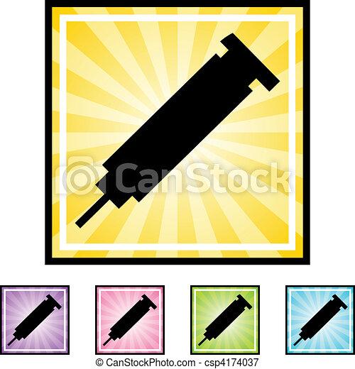 Syringe - csp4174037