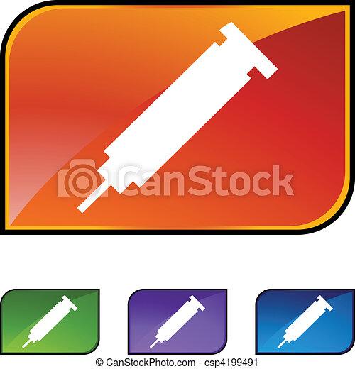 Syringe - csp4199491