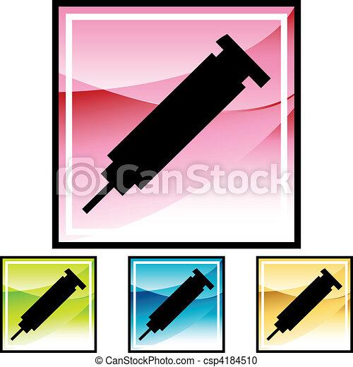 Syringe - csp4184510