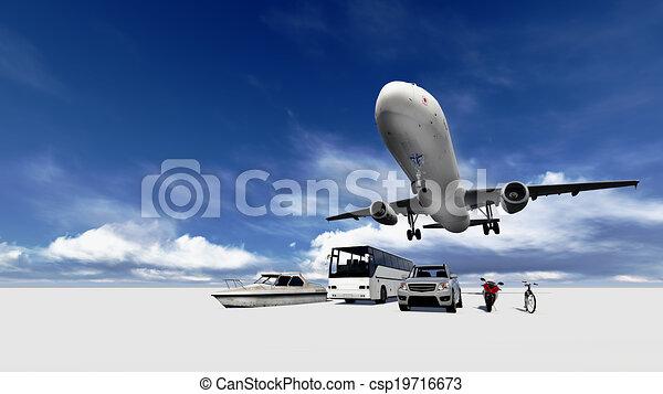 szállítás - csp19716673