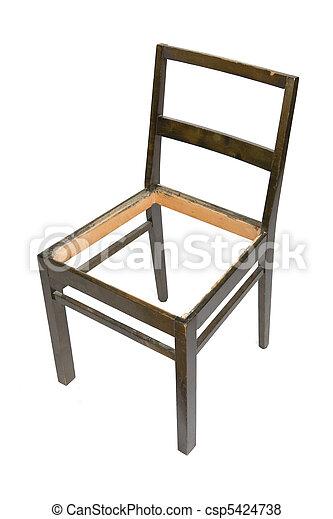 szék, restaurálás - csp5424738