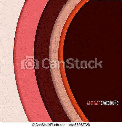 szín, elvont, wave. - csp55262728