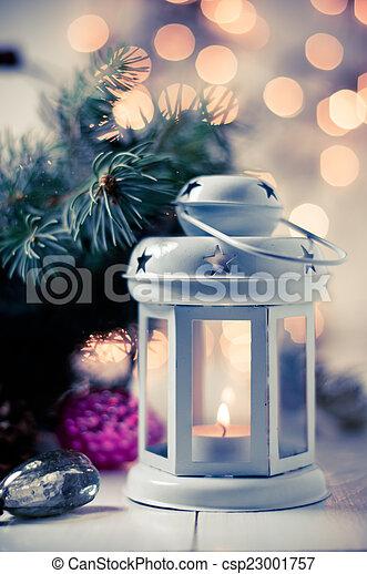 szüret, lakberendezési tárgyak, karácsony - csp23001757
