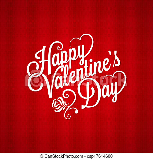 szüret, valentines nap, háttér, felirat - csp17614600