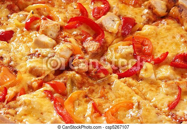 szczelnie-do góry, pizza - csp5267107