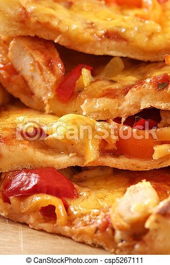 szczelnie-do góry, pizza - csp5267111