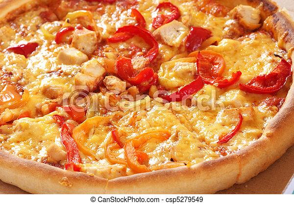 szczelnie-do góry, pizza - csp5279549