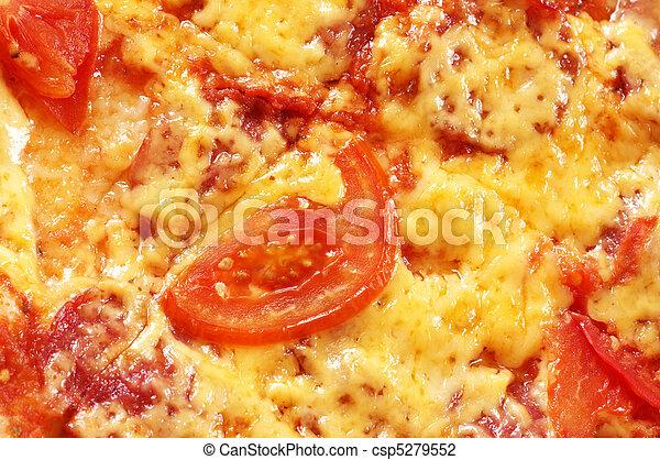 szczelnie-do góry, pizza - csp5279552