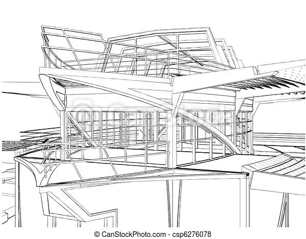 szerkesztés, hajó, elvont - csp6276078
