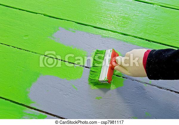 szobafestő - csp7981117