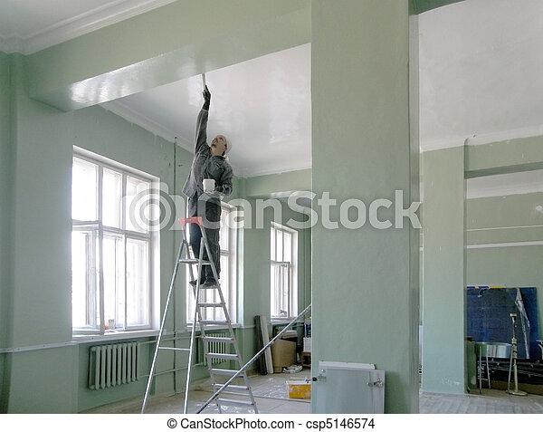 szobafestő - csp5146574
