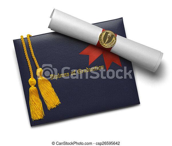 sztruksowe spodnie, woluta, honor, dyplom - csp26595642