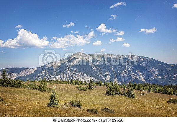 táj, hegyek - csp15189556