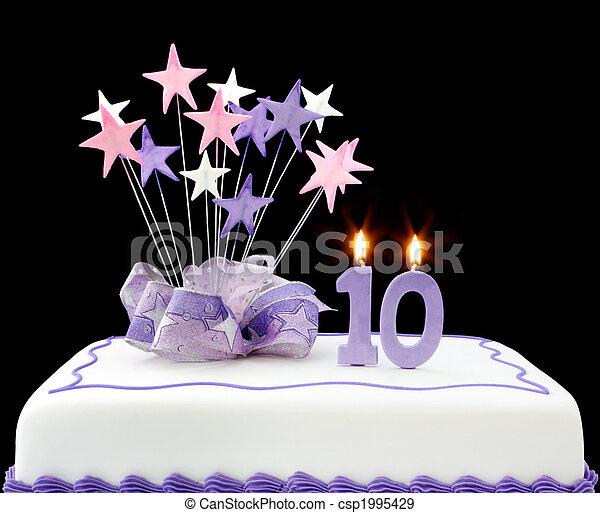tårta, 10 - csp1995429