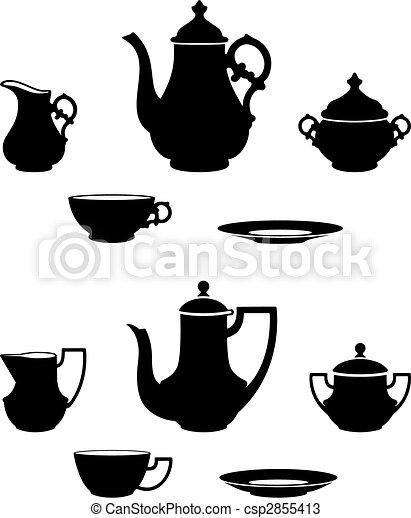 tè, serie - csp2855413