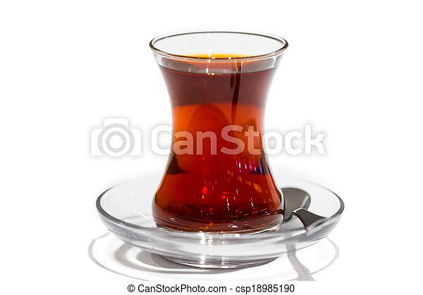 tè, turco - csp18985190