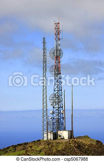télécommunication - csp5067988