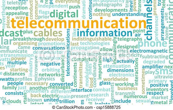télécommunications - csp15888725