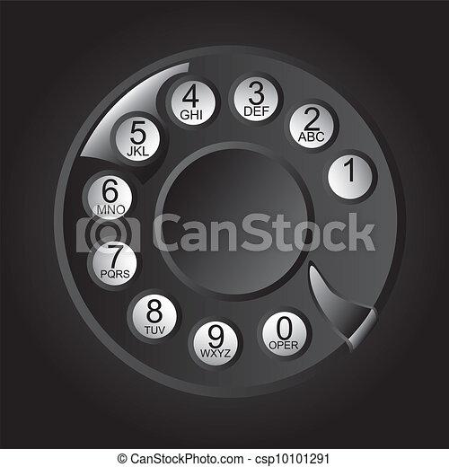 t l phone cadran rotatif cadran rotatif letters vecteurs eps rechercher des clip art. Black Bedroom Furniture Sets. Home Design Ideas