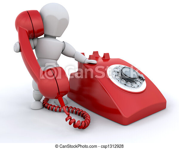 téléphone - csp1312928