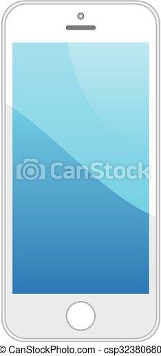 téléphone, intelligent - csp32380680