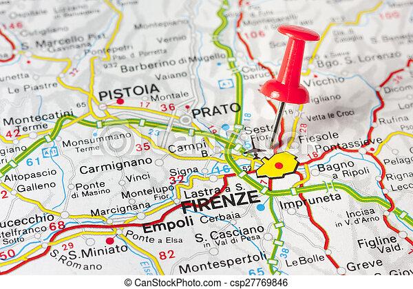 Terkep Firenze Terkep Olaszorszag Tekebabu Becsuk Firenze