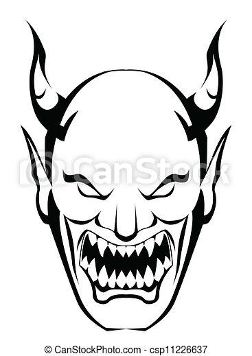 T te d mon - Dessiner un diable ...