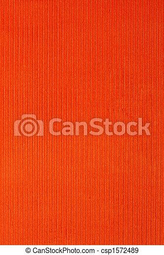 têxtil, corduroy, fundo, vermelho - csp1572489