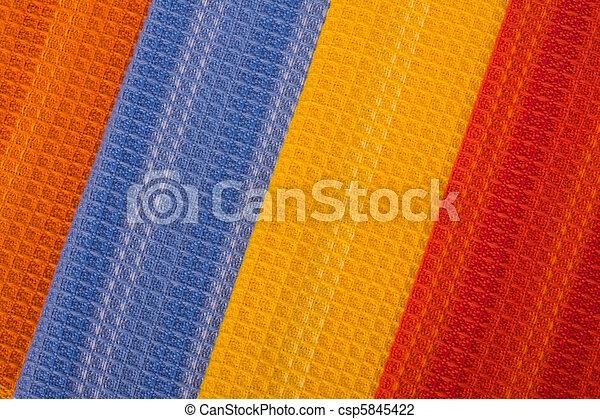 têxtil, fundo - csp5845422