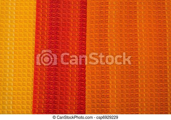 têxtil, fundo - csp6929229