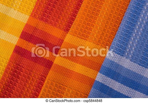 têxtil, fundo - csp5844848
