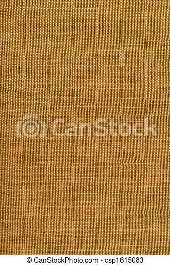 têxtil, marrom, grosseiro, fundo - csp1615083