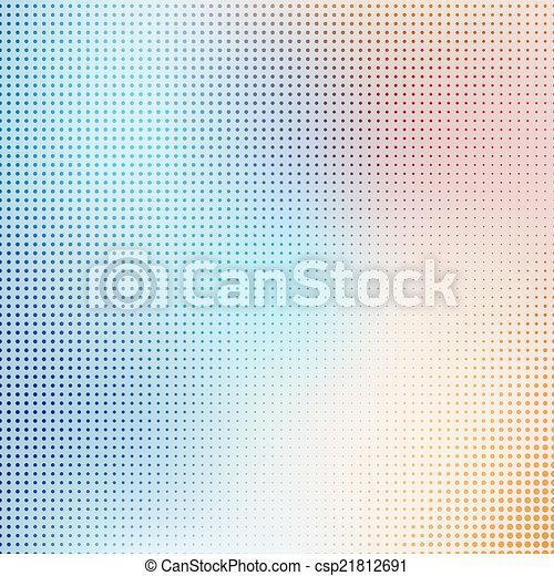 tło., abstrakcyjny, wektor, ilustracja, techniczny - csp21812691