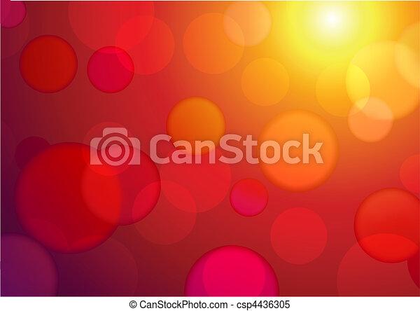 tło, abstrakcyjny - csp4436305