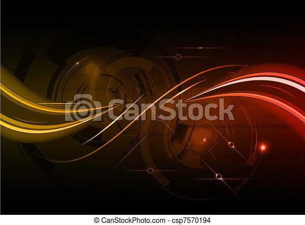 tło - csp7570194