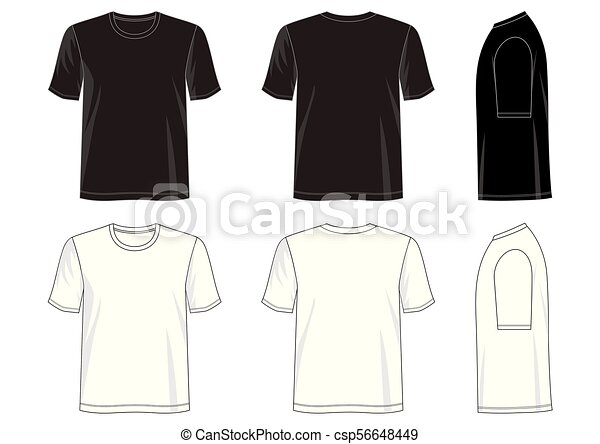 T shirt 03.eps. Design vector t shirt template collection for t ...