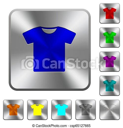Shirt Buttons Clip Art