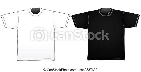 vector t shirt templates