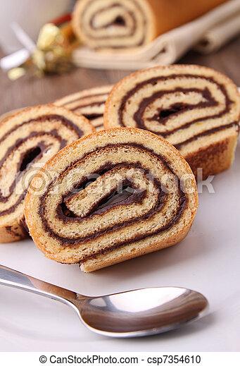 rol taart Taart, rol, chocolade. Zwitsers, rol, heerlijk, chocolade. rol taart