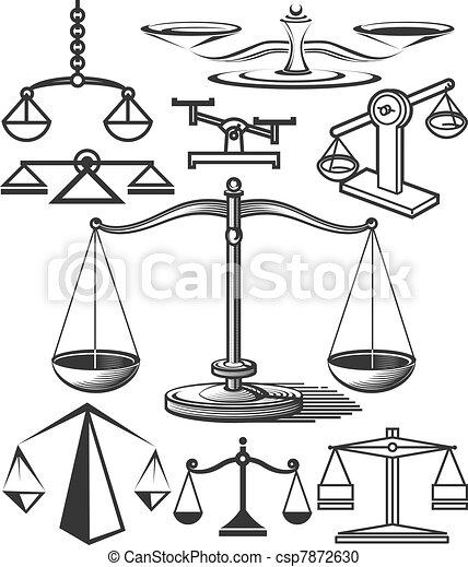 tabela, balansowy, zbiór - csp7872630