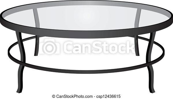 Mesa de café - csp12436615