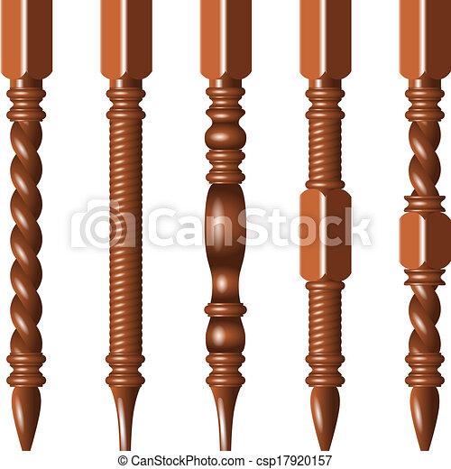 Piernas de mesa - csp17920157