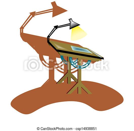 Dibujando el vector de mesa - csp14938851