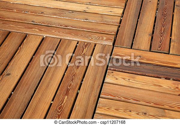 Tablas de madera - csp11207168