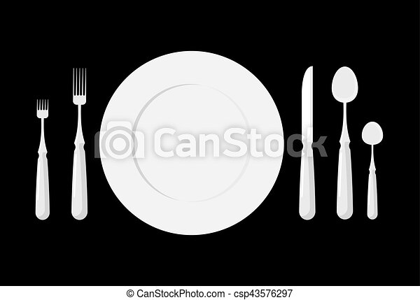 Table etiquette  Cutlery  Forks, spoons and knives
