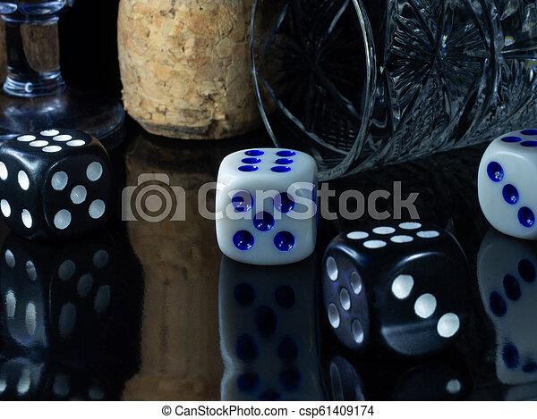 Table gambling - csp61409174