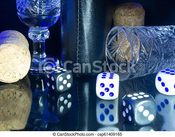 Table gambling - csp61409165